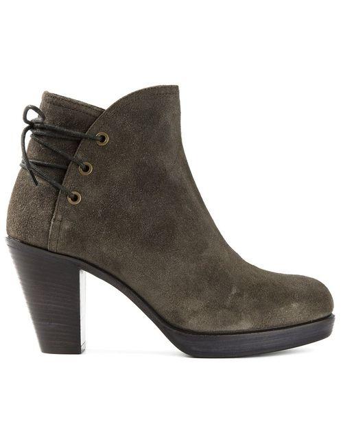 Fiorentini+Baker | Женское Зелёный Fiorentini Baker Babylon Ankle Boots