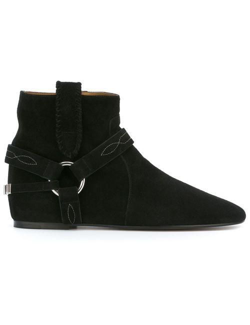 Isabel Marant | Женские Чёрные Ботинки По Щиколотку Étoile Ralf