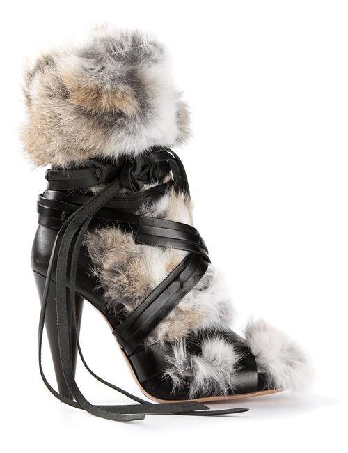 Isabel Marant   Женское Чёрный Étoile Pietra Boots