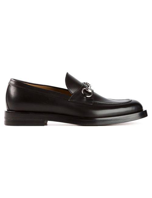Gucci | Мужское Чёрный Loafers