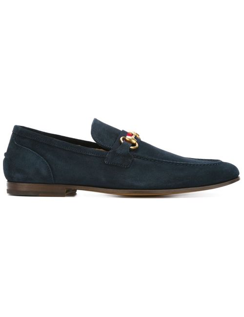 Gucci | Мужское Синий Horsebit Loafers
