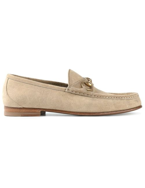 Gucci   Мужское Nude & Neutrals 1953 Classic Loafers