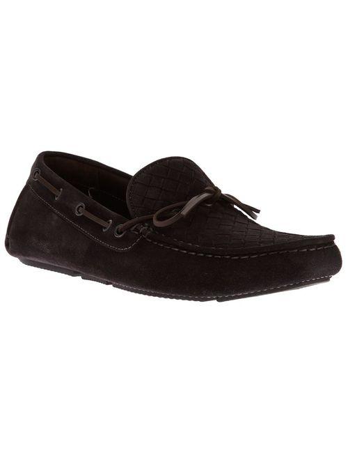 Bottega Veneta | Мужское Чёрный Woven Loafer
