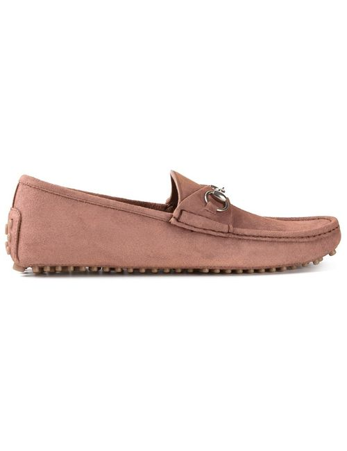Gucci | Мужское Розовый Driving Shoes