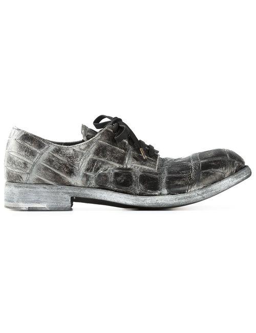 Isaac Sellam Experience | Мужское Серый Premiata X Derby Shoes