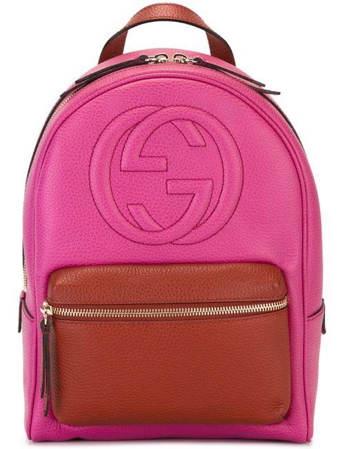 Gucci | Женское Розовый Soho Backpack