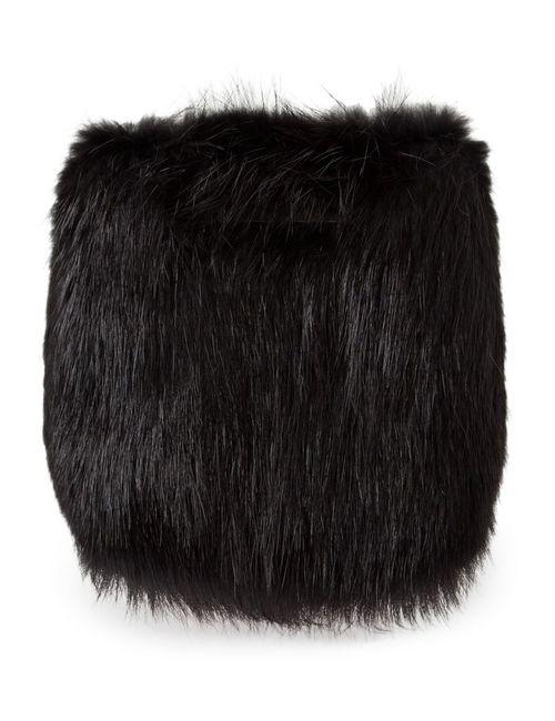 Balenciaga | Женское Черный Beaver Fur Clutch