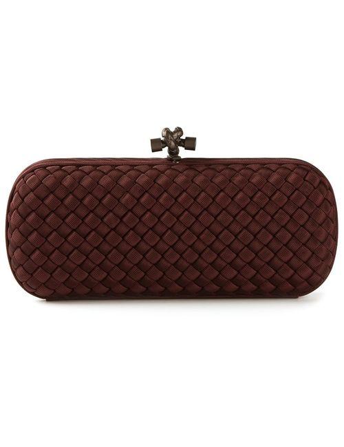 Bottega Veneta | Женское Красный Box Clutch