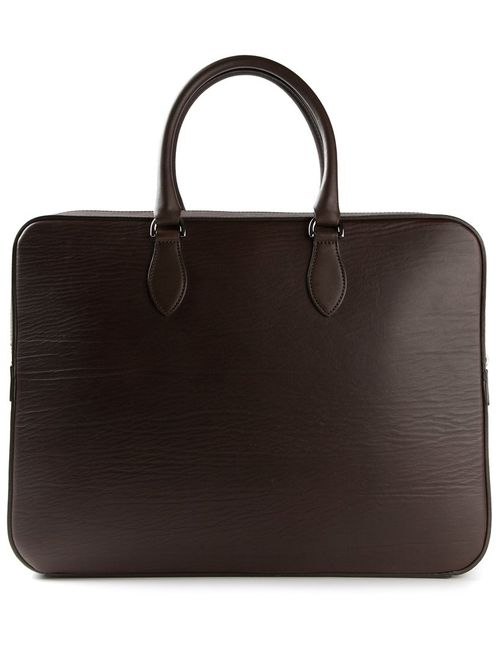 Mulberry | Мужское Коричневый Tony Laptop Briefcase