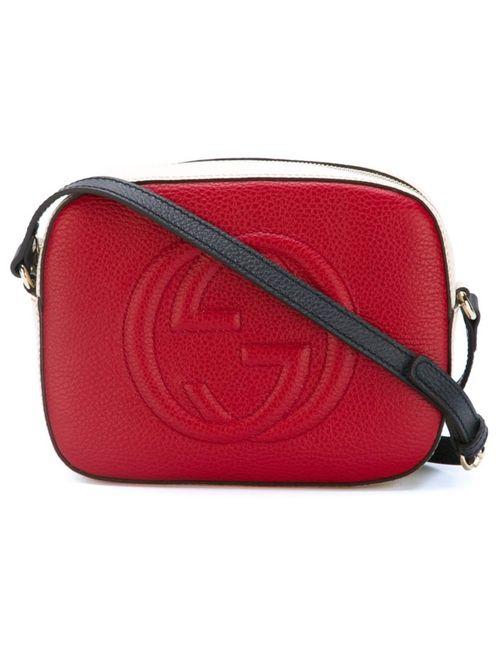 Gucci   Женское Красный Soho Crossbody Bag