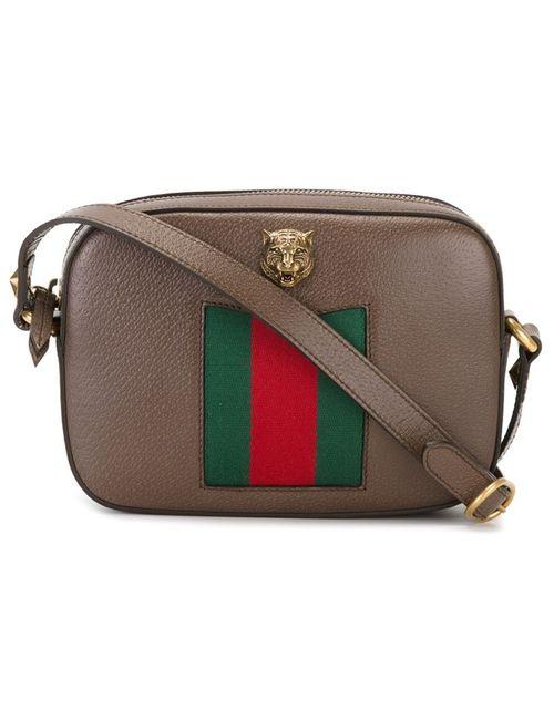 Gucci | Женское Коричневый Animalier Crossbody Bag