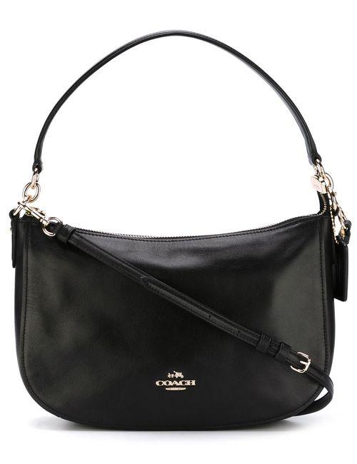 COACH | Женское Чёрный Hobo Cross Body Bag