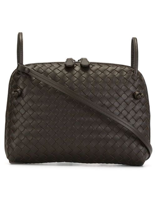 Bottega Veneta | Женское Коричневый Woven Cross Body Bag