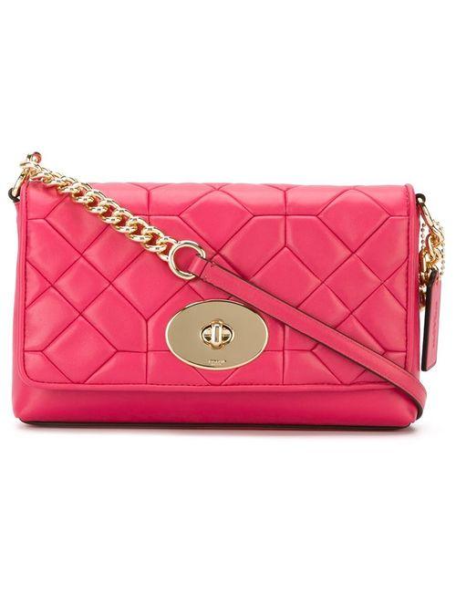 COACH | Женское Розовый Crosstown Cross Body Bag