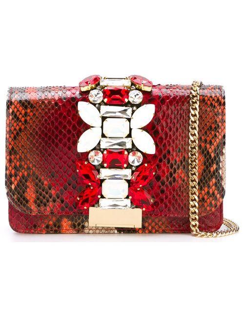 Gedebe | Женское Красный Embellished Cross Body Bag