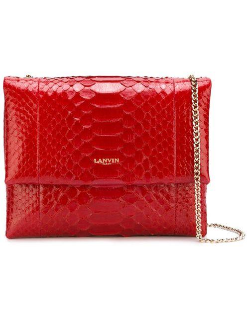 Lanvin | Женское Красный Sugar Crossbody Bag