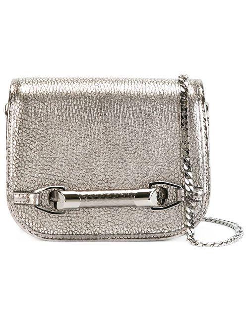 Jimmy Choo | Женское Серебристый Zadie Crossbody Bag