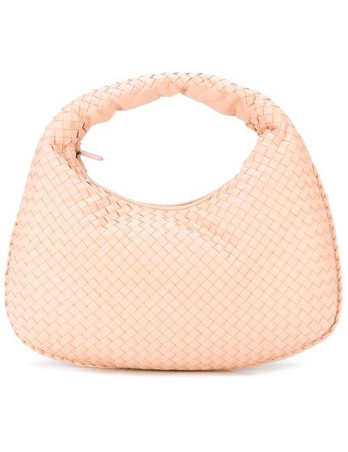 Bottega Veneta | Женское Розовый Woven Leather Tote