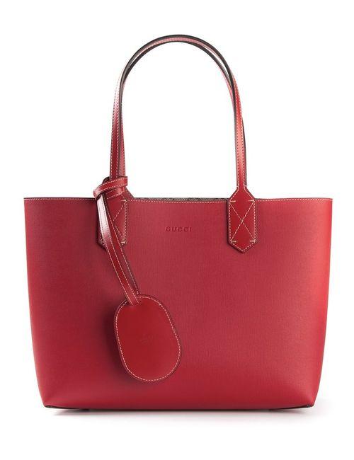 Gucci | Женское Красный Reversible Gg Tote