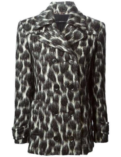 Gucci | Женское Черный Double Breasted Coat