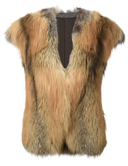 Liska   Женское Nude & Neutrals Short Sleeve Coat