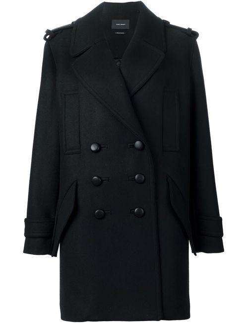 Isabel Marant | Женское Синее Классическое Пальто