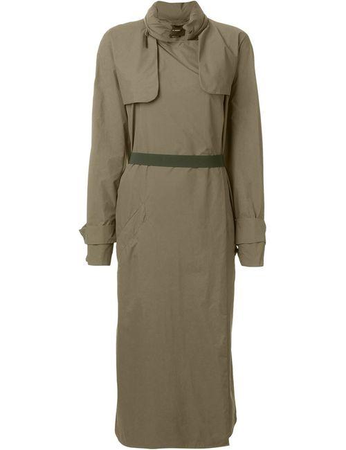 Isabel Marant   Женское Зелёный Garnett Trench Coat