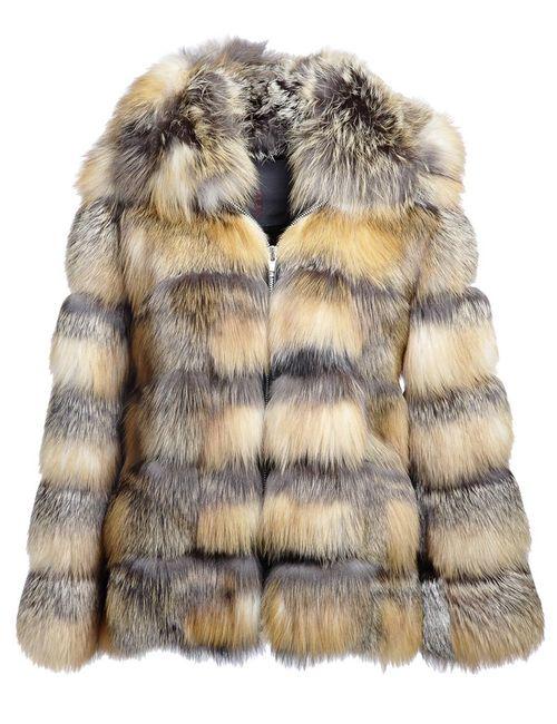 Liska   Женское Kathi Fox Fur Jacket
