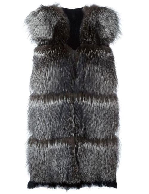 Liska | Женское Серый Sleeveless Coat