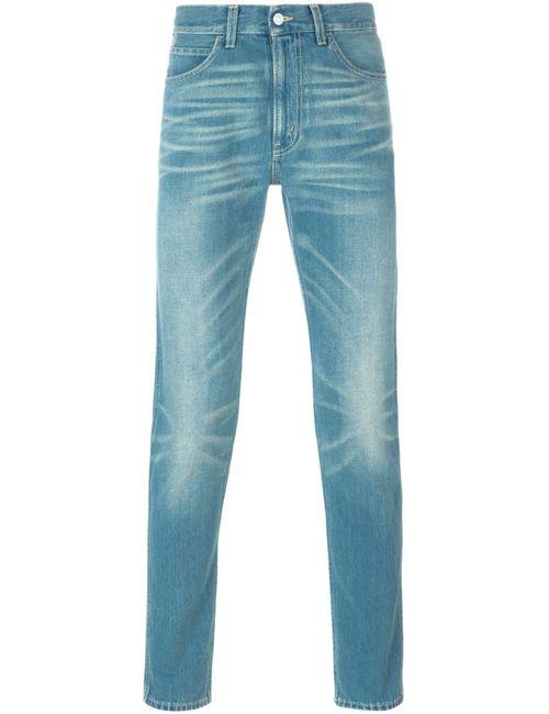 Gucci | Мужское Синий Slim Fit Jeans