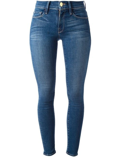 Frame Denim | Женское Синий Skinny Jeans