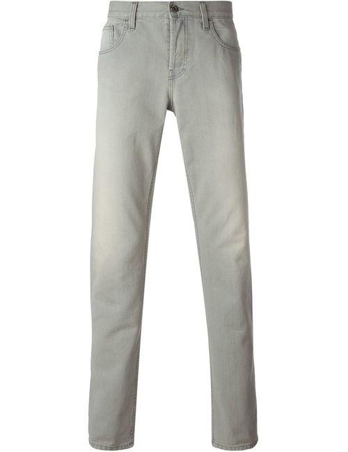 Gucci | Мужское Серый Straight Leg Jeans