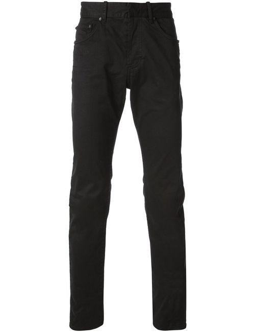 Balenciaga | Мужское Черный Straight Leg Jeans