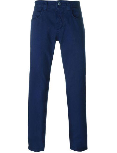 Loro Piana | Мужское Синий Slim Fit Jeans