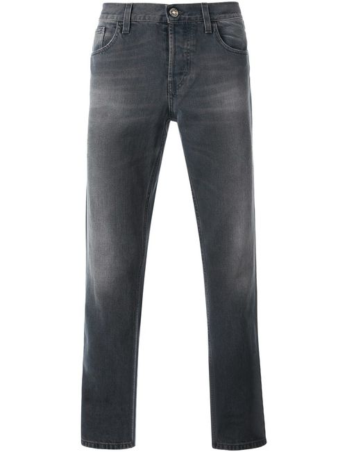 Gucci | Мужское Серый Slim Fit Jeans