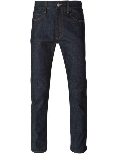 Gucci | Мужское Синий Straight Leg Jeans