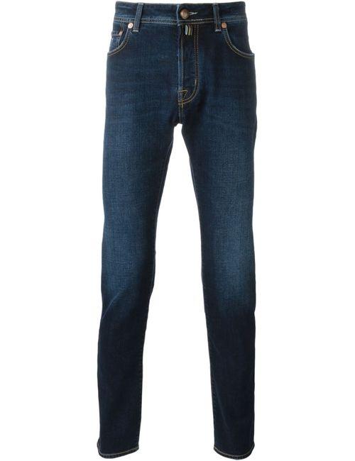 Jacob Cohёn | Мужское Синий Jacob Cohen Slim-Fit Jeans