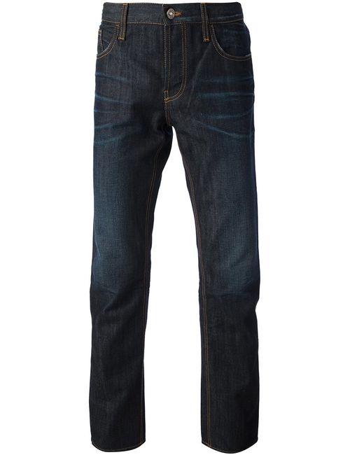 Gucci | Мужское Синий Straight Jean