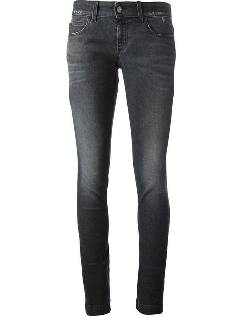 Gucci | Женское Серый Washed Skinny Jeans