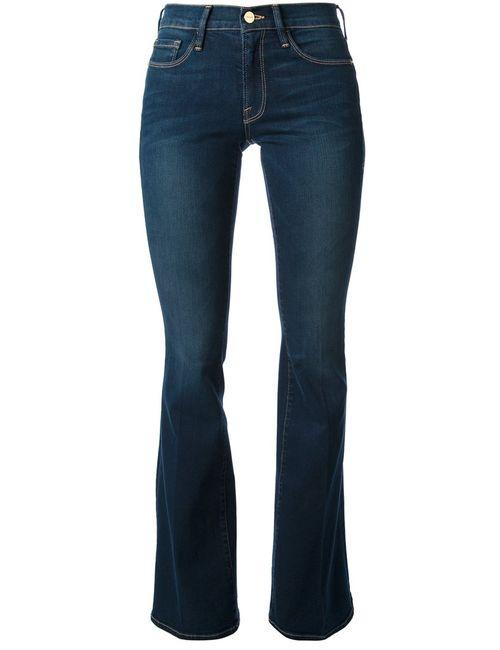Frame Denim | Женское Синий Flared Jeans