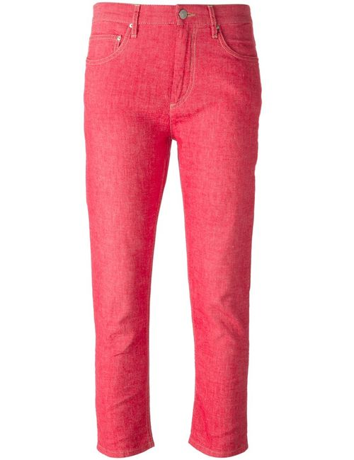 Isabel Marant Étoile | Женское Красный Girlfriend Jeans