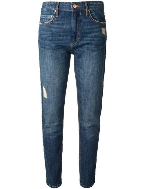 Isabel Marant Étoile | Женское Коричневый Thor Slim Fit Jeans