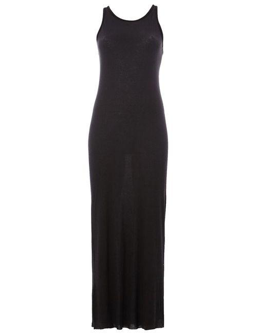 BORIS BIDJAN SABERI   Женское Чёрный Sleeveless Jersey Dress
