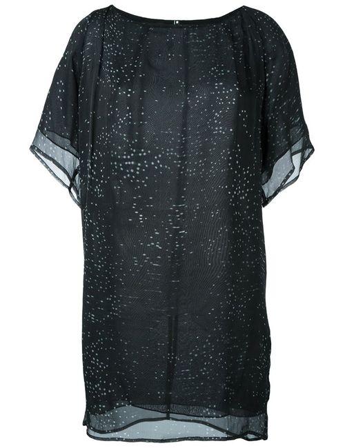 Minimarket | Женское Чёрное Платье Eon