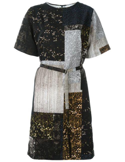 Minimarket | Женское Чёрное Платье Ebone