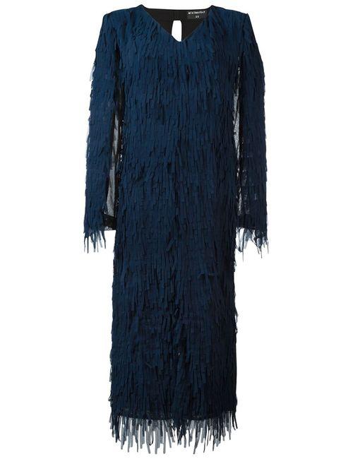 Minimarket | Женское Чёрное Платье Adamski