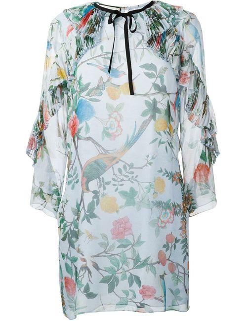 Gucci | Женское Синий Print Dress