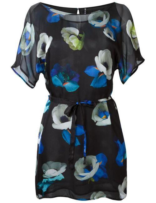 Minimarket | Женское Синее Платье Ebone