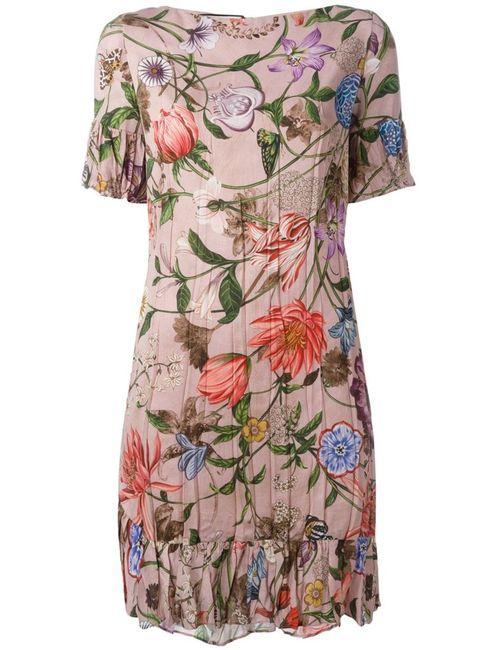 Gucci | Женское Розовый Print Dress