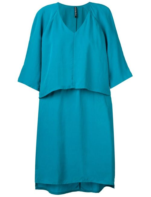 Minimarket | Женское Синее Платье Scrat